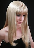 Fashion long straight hair wig fashion female wigs cathy end of a single