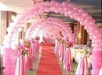 Celebration supplies wedding arch balloon birthday party supplies thickening 6 circle pearl balloon