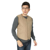 2013 male down coat male down waistcoat vest down vest plus size