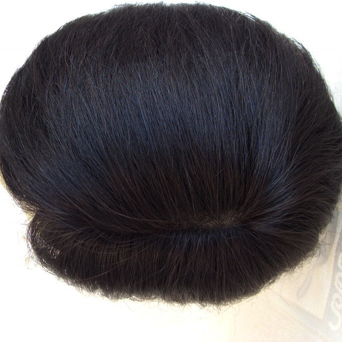 Crochet Human Hair For Sale : ... crocheted breathable hair piece seamless hair piece partial wig