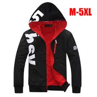 Free shipping M-5XL High Quality Men's Clothing,Men Hoodies Sweatshirts,Plus size Men Jacket Tops Coat 780NW