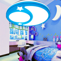 Child lamps child lamp bedroom lamp moon led ceiling light cartoon lighting lamps
