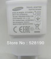 100% genuine Original 2A 5.3V EU Plug Wall Charger For Samsung Galaxy S4 I9500/Note2 N7100 GALAXY Note 3 N9000 charging