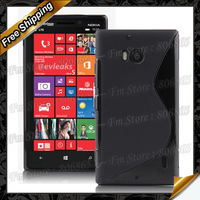 Lumia 929 S type tpu case, S Line Soft TPU Gel Case For Nokia Lumia 929 By DHL Free shipping