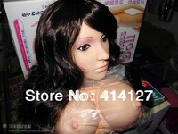 Inflatable Sex dolls For Men&Silicone Semi-solid Type With 3D Head Fingers&life size silicone sex doll&adult toys free shipping