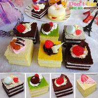 Cake 8 fake cake bread model props decoration