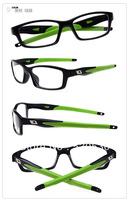 Free Shipping+20pc+2013 New Sports Optical Frame Driving Glasses Frame With Clear Lenses Removable Mix Colors