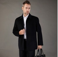 HOT,New  2013  Autumn  & winter  men's  relaxation  keep  warm  coat  50% wool  Jacket  coats