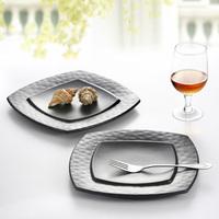 Melamine tableware scrub pickles mug-up sushi quadripartite the plate hot pot dish plate
