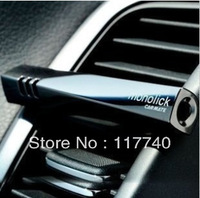 Magic wand car air outlet perfume second generation of air conditioning perfume outlet vehienlar balm car,Free shipping