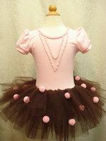 2013 new design  baby girl's TUTU dress ,child  dancing dress mix 5 size