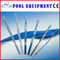 Aluminium alloy telescopic pole for swimming pool