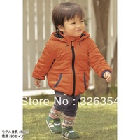 2013 hot sell high quality lovely Baby winter coat  cotton-padded clothes boys coat 3015