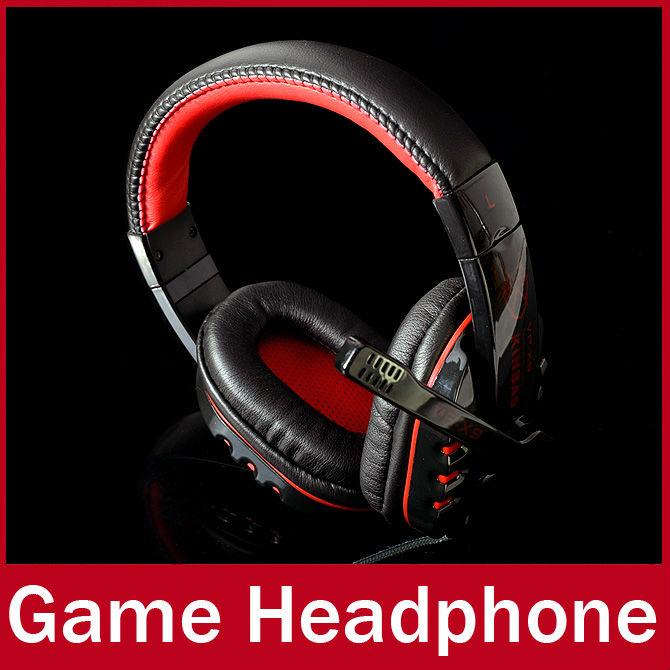 VP-X9 High Quality NdFeB Hi Fi Speakers Surround Gaming Headset Stereo Bass Headphone Earphone With Micphone For Computer Gamer(China (Mainland))