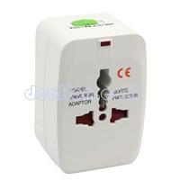 Surge protection Universal World International  AC Travel Adapter Power Plug Socket convertor Europe US UK Japan