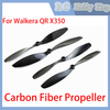 Carbon Fiber Propeller Balanced F DJI Phantom for WALKERA QR X350 GPS Drone RC Helicopter Drop shipping 2013 new