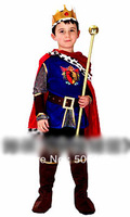 Children's stage costumes dress up game Prince Charming costume Arabian King 1274783600