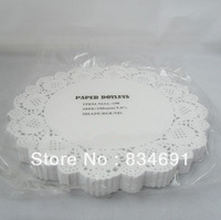 200 pieces Dinner Decorating Cup Lace Doilies Paper Doilies
