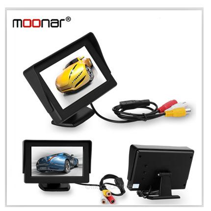 Камера заднего вида Oem 4,3/tft/lcd DVD QP0013 автомобильный монитор 4 3 tft lcd 4 3 2 dvd