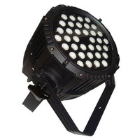 Free shipping 36*3w rgb 3 in 1 outdoor led par light