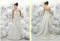 Free shipping best selling 100% Guarantee 2013 Wedding Dresses any size/color wedding dressWD896