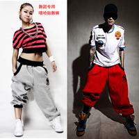 Women joggers Hip hop trousers loose sports Plus size hip hop pants hip hop dance wear dance pants sportswear  sports trousers