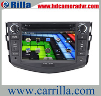 2013 Wholesale 10pcs Stereo Audio gps for TOYOTA RAV4 7'' Car DVD GPS Player Bluetooth 8620