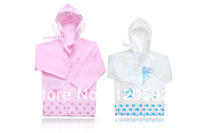 Free shipping!Free shipping Adaqui Children raincoat exported to South Korea trade of the original single- fashion baby raincoat