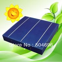 200pcs 156mm*156mm polycrystalline Solar Cell  4.2W 6x6 3 busbar for  DIY solar panel ,total 840w
