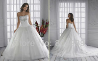 Free shipping best selling 100% Guarantee 2013 Wedding Dresses any size/color wedding dressWD917