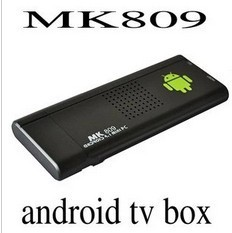 freeshipping discount wholesale MK809 III RK3188 quad core Mini PC Android 4.2 tvbox network broadcast set-top box HD tv player(China (Mainland))