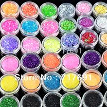 popular colored glitter