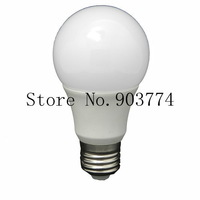 Free shipping Driverless LED bulb 7W E27 220V Cold White light LED lamp with led Spot light  5 years warranty