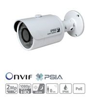 2Megapixel Full HD Network Small IR-Bullet Camera IPC-HFW3200S, 1080P ONVIF IP CAMERA, 2MP Waterproof IP Camera