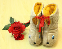2012 winter baby shoes cotton-padded shoes boots toddler shoes cotton baby boots male warm shoes