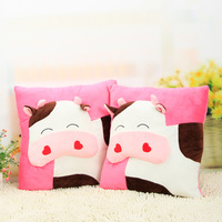 Kitten cattle plush toy pillow cushion marry christmas gift birthday