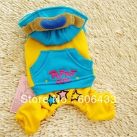 Pet Dog Puppy star apparel clothing trousers Winter warm Coat XXS XS S M L size wholesale available