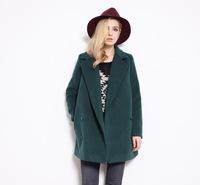 Женские пуховики, Куртки 2013 Korean version of Women in Long Slim Ms. Luo sub- Nagymaros collar thick cotton padded jacket women