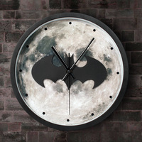 3d three-dimensional wall clock wall clock vintage fashion big wall clock