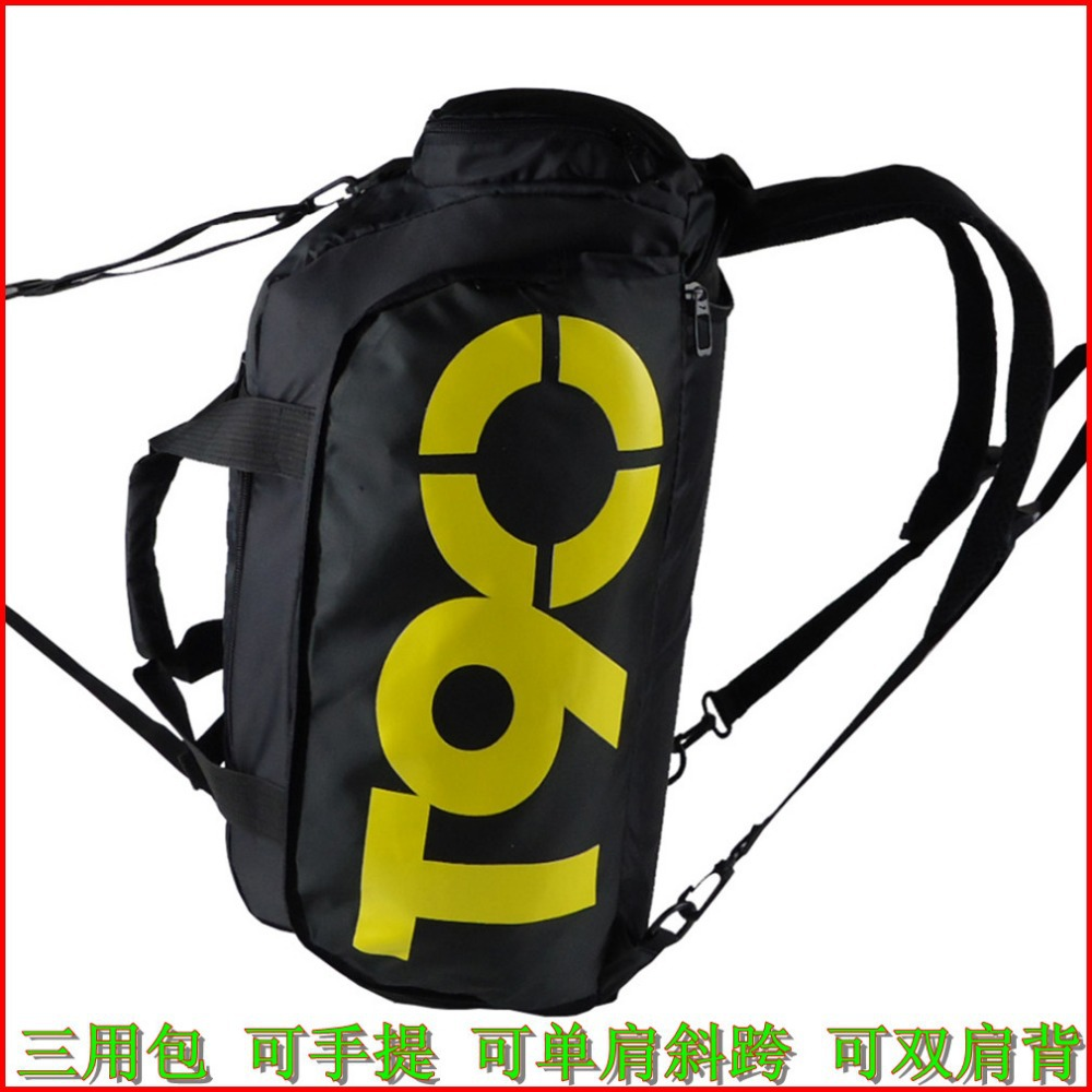 2013 popular multi dual function totes handbag shoulder sling gym sport basketball bag backpack men online on sale(China (Mainland))