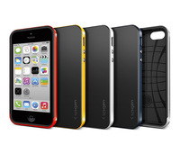 Assembly-type SPIGEN SGP Neo Hybrid Case Cover For iphone 5C, Durable And Stylish, Shock-proof