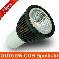 5W  COB LED Spotlight GU10 Ceiling light MR16 E27 GU5.3 E14 base