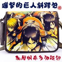 Giant messenger bag canvas bag shoulder bag casual bag allen