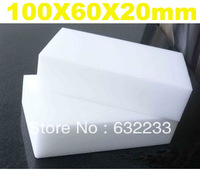 1000Pcs/Lot,Free Shipping,2013 hot sale multi-functional Magic Sponge Eraser Cleaner, 100x60x20mm