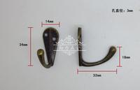 Metal furniture antique hook chest hookhook