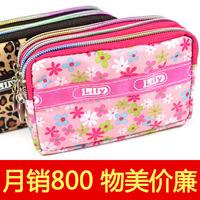 Lily-b women's handbags zipper day clutch coin case coin purse