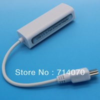 Frist Time Mini USB 2.0 All Smart Free Driver   Ethernet Adapter 100Mbps USB to RJ45 Adapter lan card