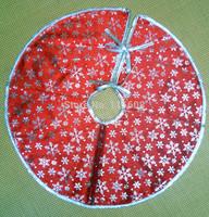 Christmas supplies christmas decoration christmas tree skirt quality christmas tree skirt