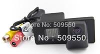 SONY CCD HD car rear view camera reverse backup night vision camera for Ssangyong Rexton Kyron
