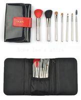 New Brand Portable Makeup Brush 7 PCS/Set Cosmetic Kits Suitable for Beginner Makeup Brush P710